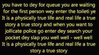 Duncan Mighty - Hand Of Jesus (lyrics) width=