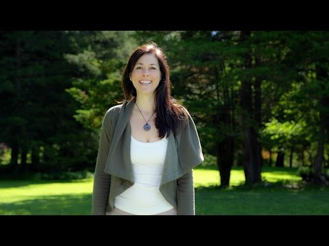 Chair Stretches: Michelle Dalbec at Kripalu