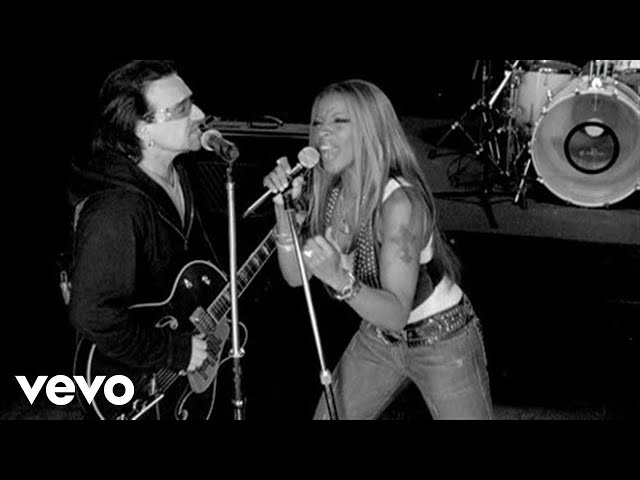 Videoclip oficial de la canción One de Mary J. Blige y U2