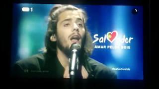 Salvador Sobral RTP Remix