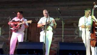 """LIVE"" US Navy Bluegrass Band Country Current Darrington 2010 HOT Mandolin !"