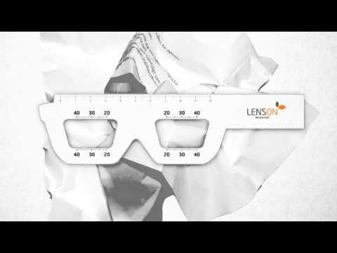 Mät ditt pupillavstånd med vår PD-mätare | LensOn.com