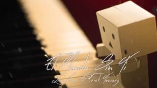 """El mundo sin ti"" - INSTRUMENTAL HIP HOP MELANCOLICO / LiveGian ft. Erick Towerz"