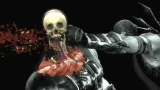 Mortal Kombat - Scorpion Gameplay Vignette Trailer | HD