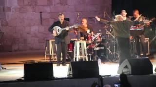 Marinella - Anoikse petra - Live at Paphos Castle, 10 Aug 2016