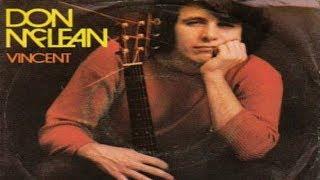 Don Mclean  -  Vincent ( Lyrics )