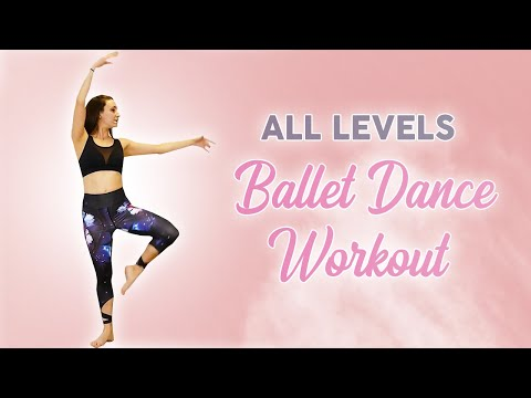 10 Min Ballet Workout for Low Belly, Lean Legs & Inner Thighs | Dance Fit Weight Loss Fat Burning
