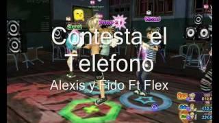 Contestame el Telefono Alexis & Fido Ft Flex