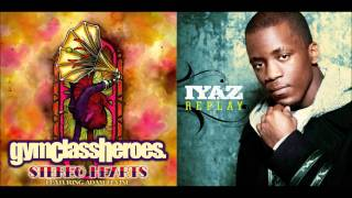 Gym Class Heroes ft. Adam Levine vs. Iyaz - Stereo Replay