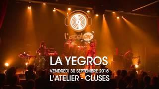 LA YEGROS - Chicha Roja - L'Atelier Cluses