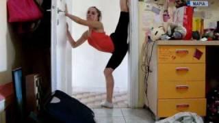My ballet flexibility