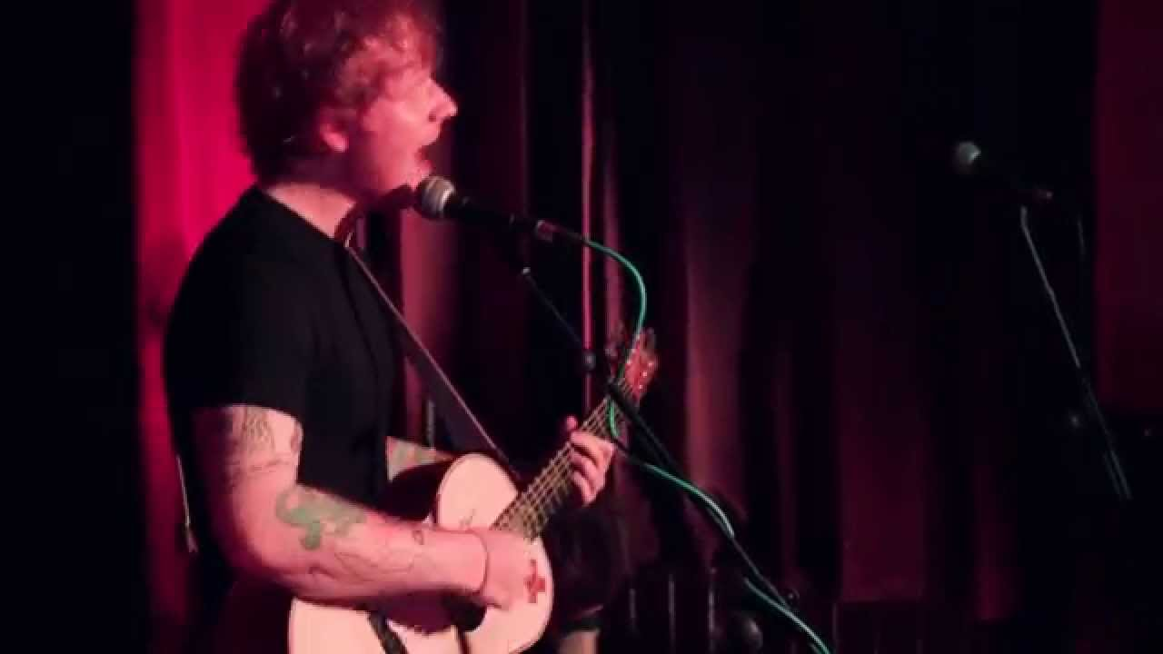 Cheap Deals On Ed Sheeran Concert Tickets February