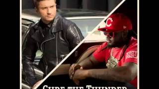 Sergey Lazarev feat  T Pain  -  Cure The Thunder