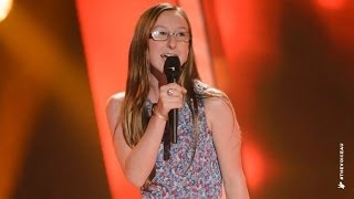 Sophie Sings Counting Stars | The Voice Kids Australia 2014