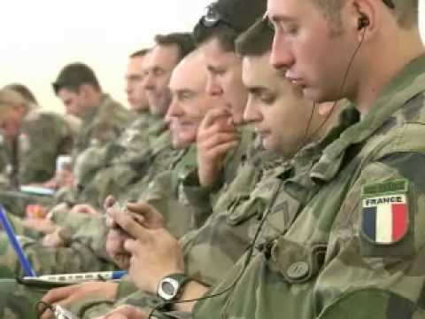 Les derniers instants afghans du 16e Bataillon de Chasseurs