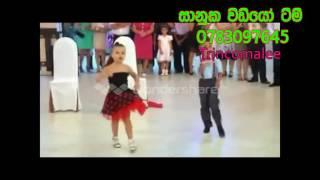 Adara San Wadana Dj song Video Edit By Sanuka Video Team