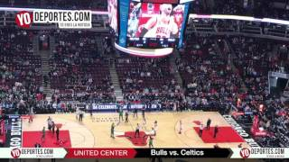 Chicago Bulls vs. Boston Celtics Introduction