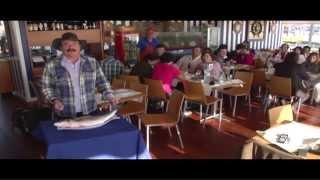Quim Barreiros - O Peixe (Official Video)