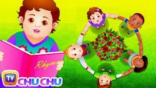 Ring Around The Rosie (Rosy) | Cartoon Animation Nursery Rhymes & Songs for Children | ChuChu TV