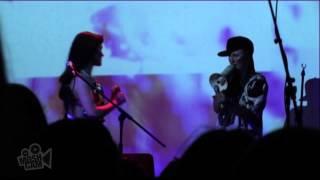 CocoRosie - Tahiti Rain Song (Live in Sydney) | Moshcam