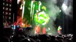 Lorenzo Jovanotti - Io Danzo + Non M'annoio (Live in Bari Stadio della Vittoria 29-06-2011)