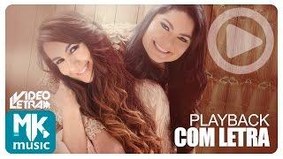 Acredita - Gislaine e Mylena - PLAYBACK COM LETRA