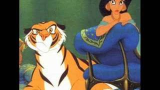 A Whole New World- Aladdin- Instrumental - Lyrics