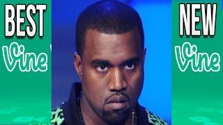 Funniest Kanye West Vines Compilation - Kanye West is MAD