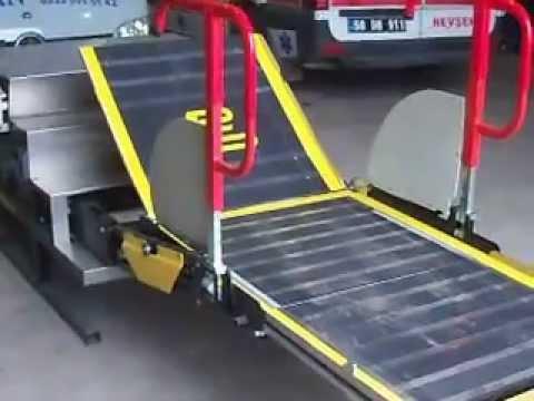PLS Asansör -Merciyes Otomotiv