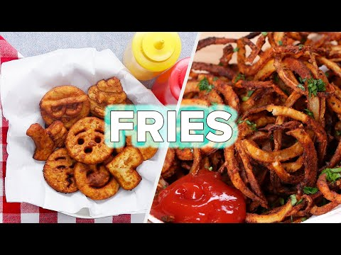 7 Fries That Will Make You Lick Your Fingers ? Tasty