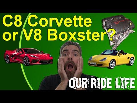 DIY C8 Corvette