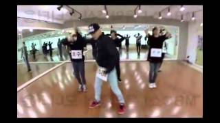 EXO K - Overdose Dance Practice( mirrored)