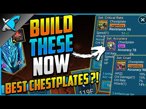 """""""BUILD THESE NOW"""" 