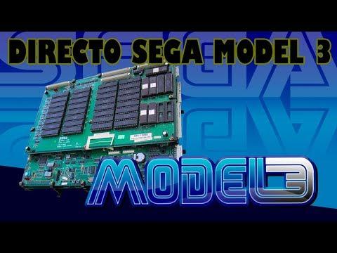 Directo Juegos Sega Model 3