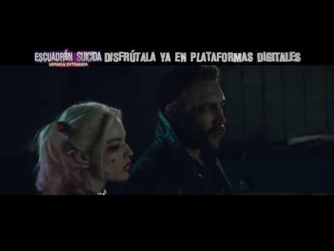 """Escuadrón Suicida Versión extendida - Spot TV """"Más malos"""" 30? Castellano HD"""