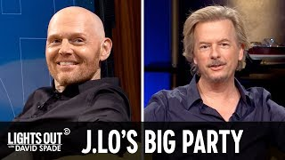 """J.Lo Is Having a Ball Post-""""Hustlers"""" (feat. Bill Burr) - Lights Out with David Spade"""