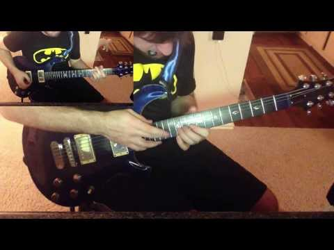 Trans-Siberian Orchestra - Christmas Canon Rock (Guitar Cover ...