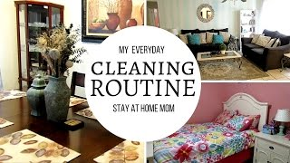 My cleaning routine| Keeping a tidy home