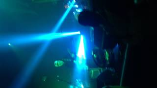 JAWS - Think Too Much Feel Too Little. Live @ The Institute Birmingham 07/03/15