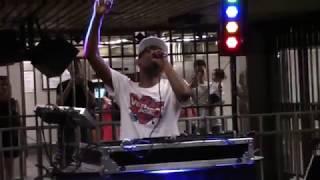 Crazy Beatboxer plays Crazy Train - Verbal Ase
