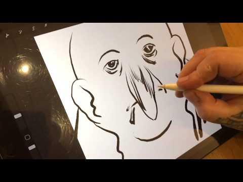 Vidéo de Manu Larcenet