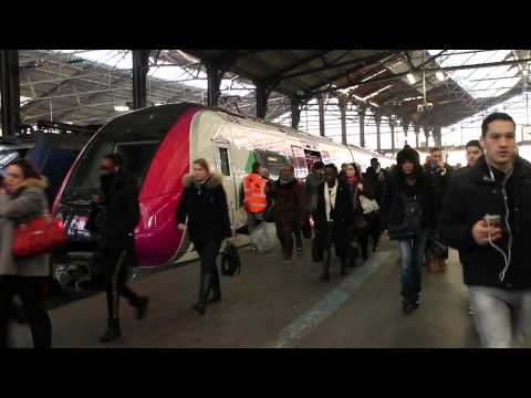 Behind the scenes - The Francilien Train continues its roll out in France