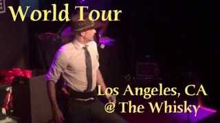 RICK GRIMES vs WALTER WHITE - Epic Rap Battles of History Live World Tour @ The Whisky