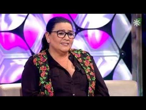 María del Monte, sorprendida en 'Un año de tu vida'. 2021