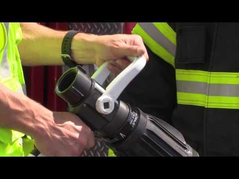 UltraJet - New handline nozzle from Akron Brass