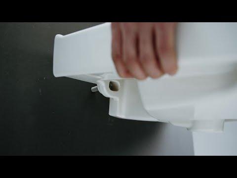 4  Montering av Ifö Spira tvättställ med bult