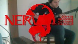 Neon Genesis Evangelion - In My Spirit Guitar Cover