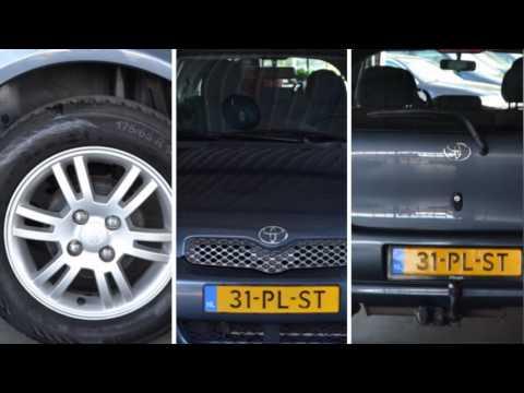 Toyota Yaris 1.3 VVT-I BLUE Airco Cruise control Licht metaal 1
