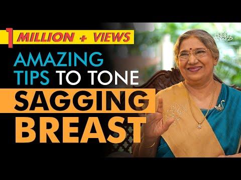 Natural Home Remedies to Prevent Sagging Breasts | Dr. Hansaji Yogendra