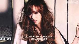 【英中字幕】Jessica (feat. Tiffany) @ 少女時代 SNSD - 'I Love Rock n' Roll'